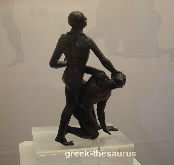 Ancient pankration
