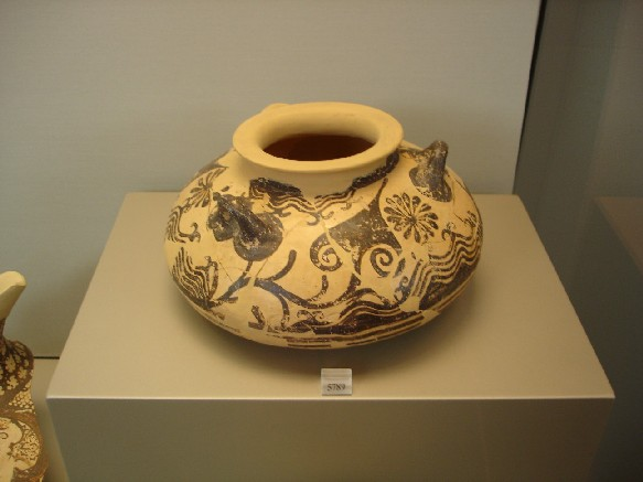 Minoan Pottery Pictures And Photos Collection From Greek Museums