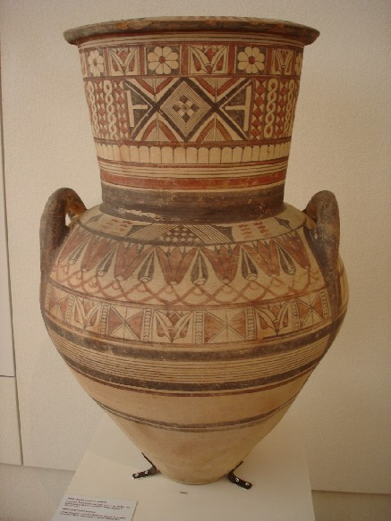 Geometric Period Pottery Pictures And Photo Collection From Greek