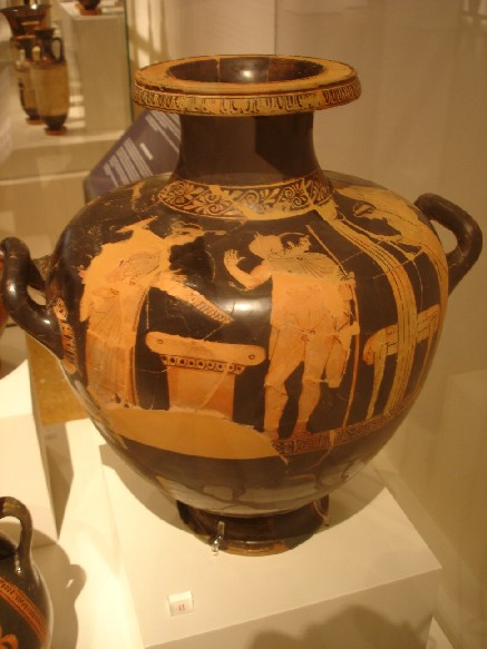 Classical Period Red Figure Pottery Pictures Collection